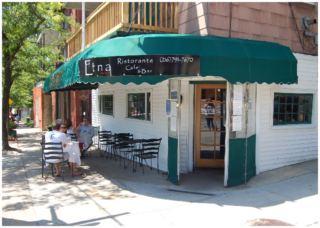 Etna Little Italy Restaurant Cleveland Oh